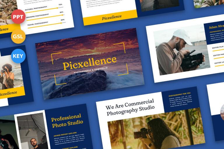 Preview image of Picxellence – Photography & Portfolio Presentation