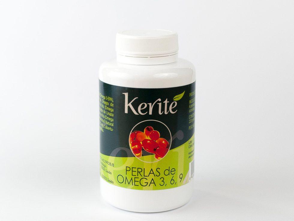 Omega 3,6,9 - 500 mg.