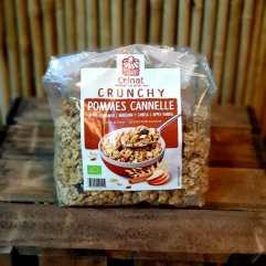 Crunchy Pommes Cannelle Manzana y Canela