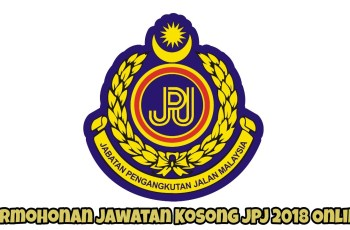Permohonan Jawatan Kosong JPJ 2018 Terkini Online