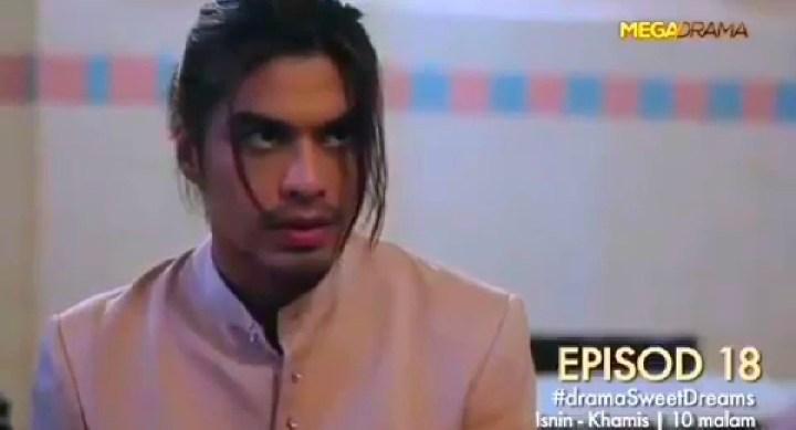 Tonton Drama Sweet Dreams Episod 18 (AKHIR)
