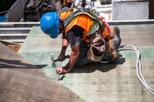 A worker with a construction litigation case in Milwaukee.