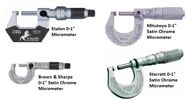 Etalon-Micrometer