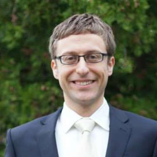 Zachary Newman joins the lab as a Senior Scientist