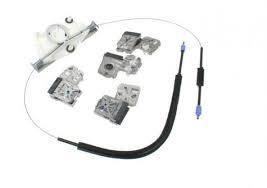 OEM VW Window Regulator Repair Kit Drivers Door (Mk4 Golf