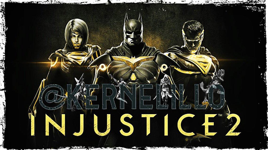 Injustice 2 – llegaron las Tortugas Ninjas