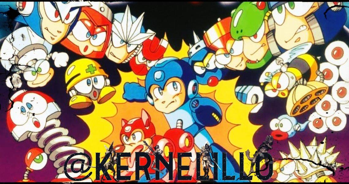 Mega Man 3 guía rápida