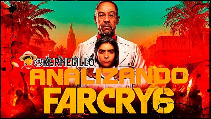 Analizamos Far Cry 6