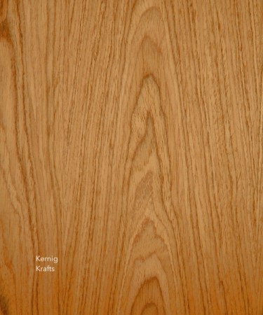 Teak wood swatch kernig krafts