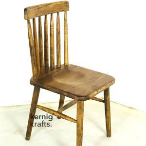 CHAM30414 Acacia Wood Classic Stick Chair