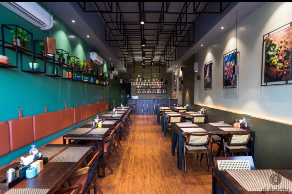 The Green Kitchen Luxuria Piplod Surat 1