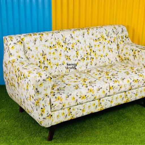 floral sofa spring kernig krafts furniture design