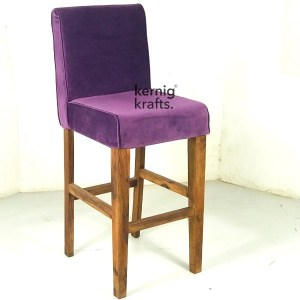 BCHM51190 Classic Upholstered Bar Chair