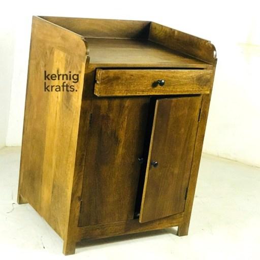 SDBB98433 Mango wood service Counter