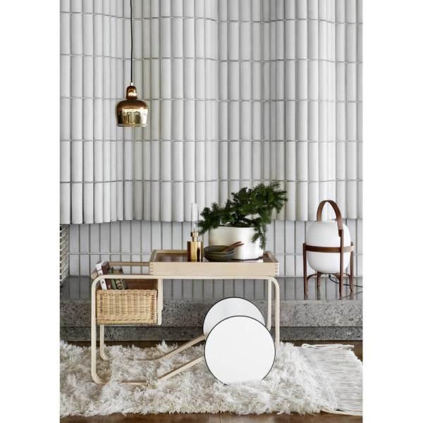 Tea Trolley Alvar Aalto Artek furniture Scandinavian