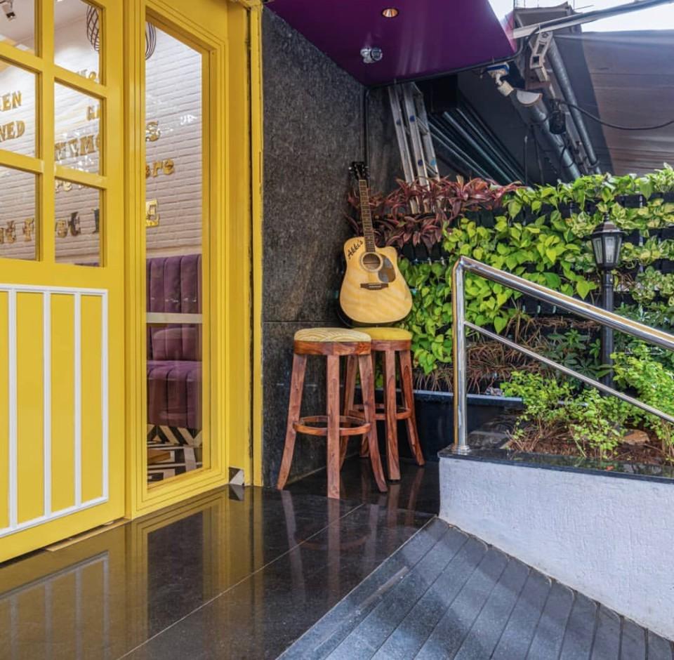 Kafe Fusion Baner Pune 2
