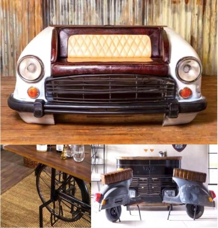 Kernig krafts ambassador sofa automobile furniture