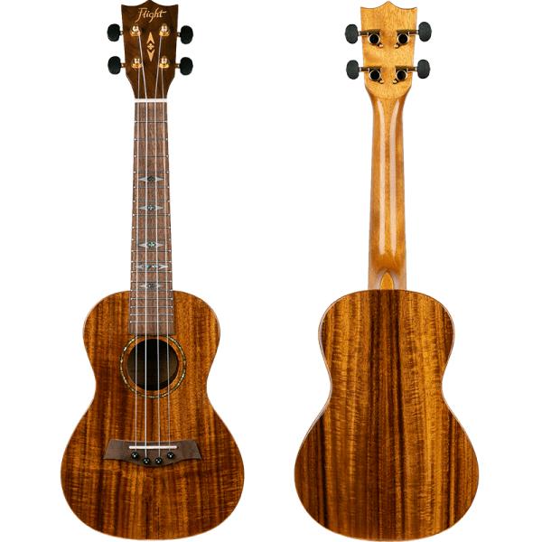 flight music acacia wood ukulele solid wood furniture kernig krafts