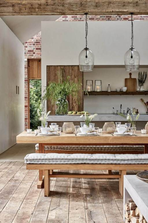 Chris Everard The White Company rustic decor kernig krafts