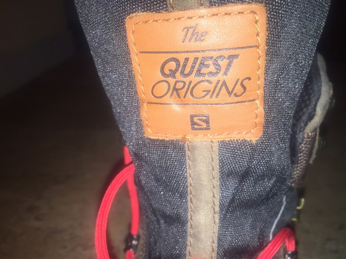 salomon quest origins