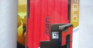 UAG Folio RED CASE IPHONE 6s REVIEW