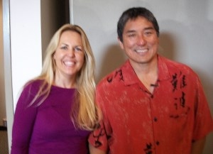 Guy Kawasaki and crazed fan
