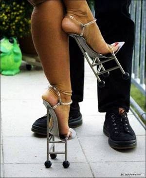 Chair Shoes