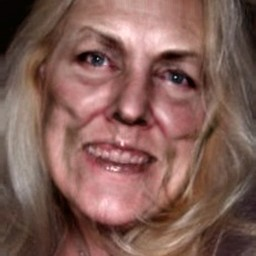 I zombied myself. This is also what I'll look like when I'm 80.