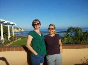 Avila Beach, CA with Mrs. Tuna