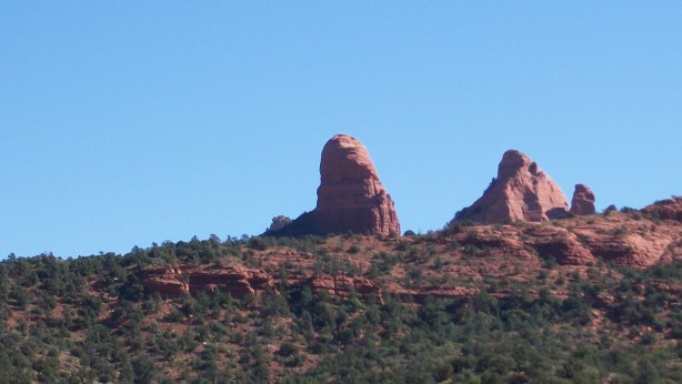 Cock Rock in Sedona