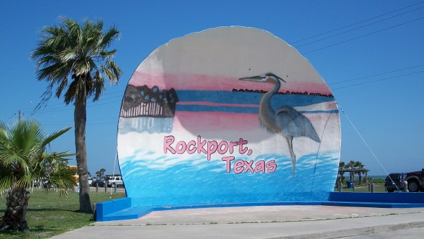Welcome to Rockport, Texas!
