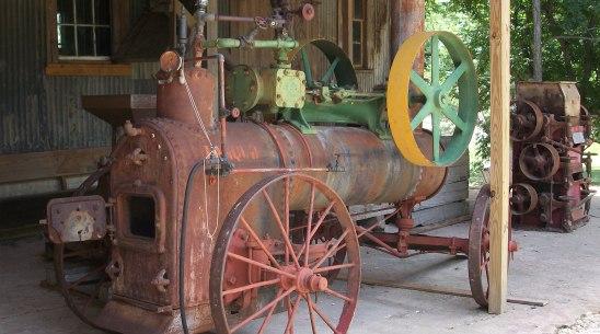 The old machine, again.
