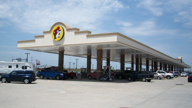 World's Largest Convenience Store, New Braunfels, Texas