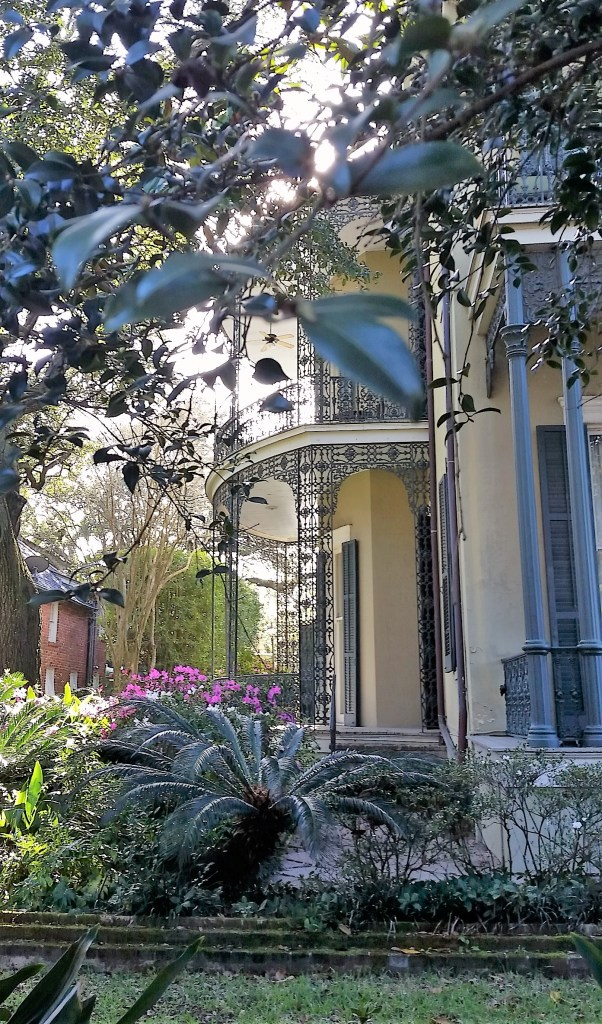 Fancy house in Garden District