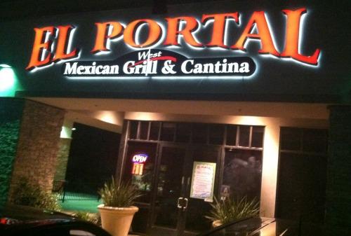 EL PORTAL PIC CALLOWAY CR