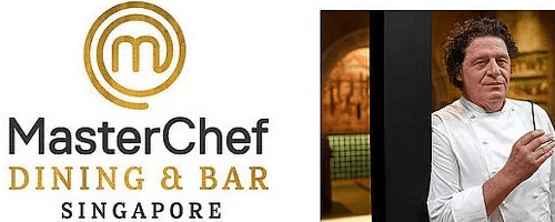 MasterChef Dining & Bar in Singapore @ Ash & Elm, InterContinental Singapore.