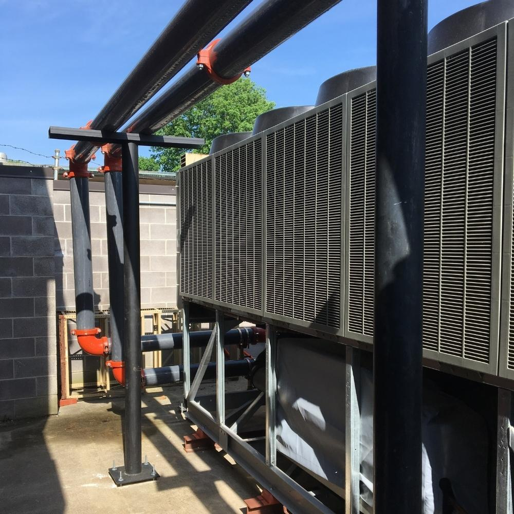 JCPS – Boiler/Chiller Replacements