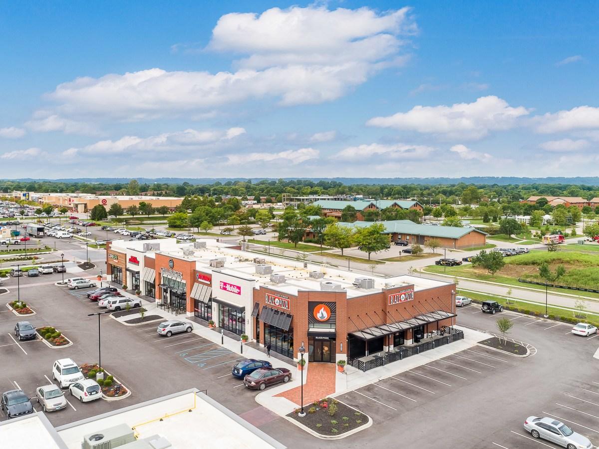 Veteran's Crossing Retail Center