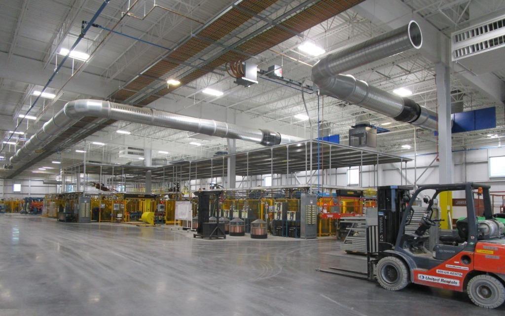 Metalsa – Plant Expansion &  Truck Line Relocation