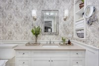 Bathroom Designs & Custom Renovations : Kerr Construction