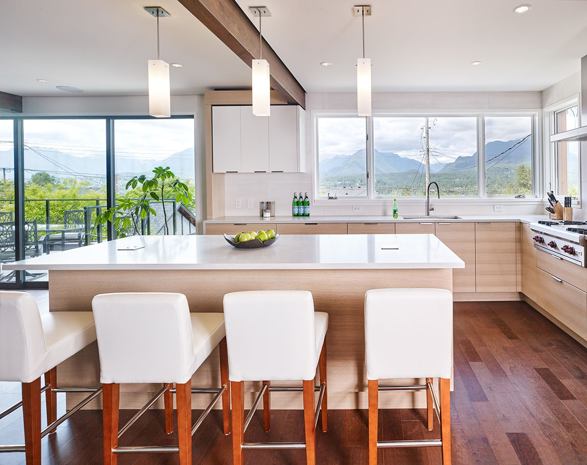 Kitchen Gallery Kerr Construction And Design
