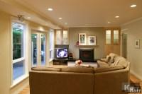 Living Room Design Gallery & Portfolio : Kerr Construction ...