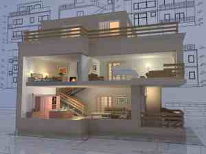 Conceptual 3D Home Designs