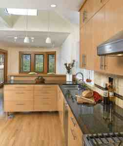 kitchen renovation by Kerr