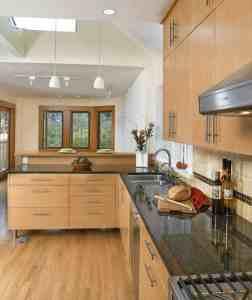 kitchen renovation by Kerr
