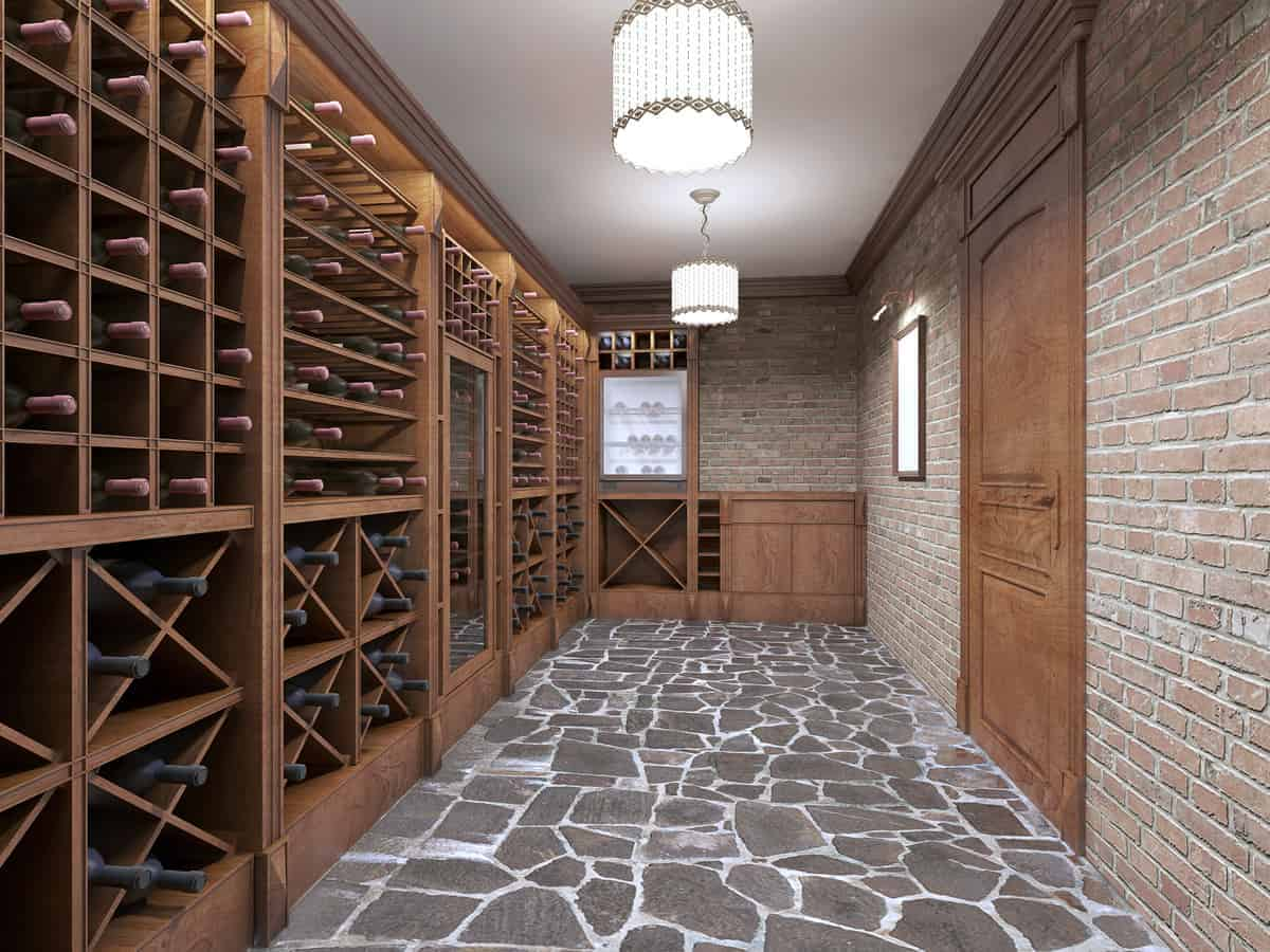 basement-wine-cellar