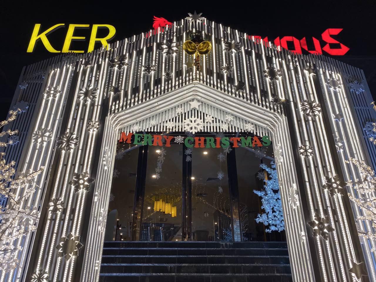 Christmas Decoration Mall 2019