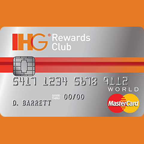 Chase Changes Terms on the IHG Card