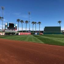 Cactus League Baseball in Arizona