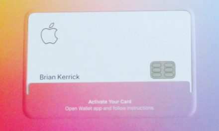 Apple's New Credit Card